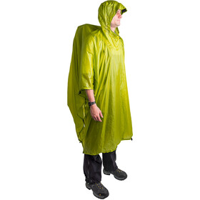Sea to Summit Ultra-Sil Nano Tarp Ponczo, lime